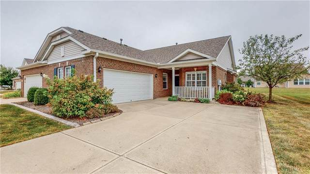1910 Persimmon Grove Drive, Indianapolis, IN 46234 (MLS #21738122) :: David Brenton's Team