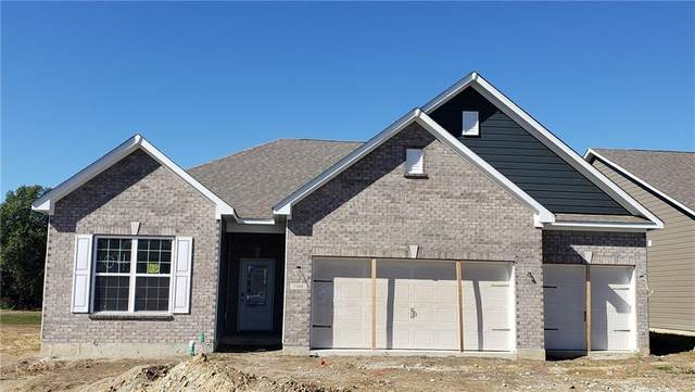 7168 Wooden Grange Drive, Indianapolis, IN 46259 (MLS #21738785) :: Richwine Elite Group
