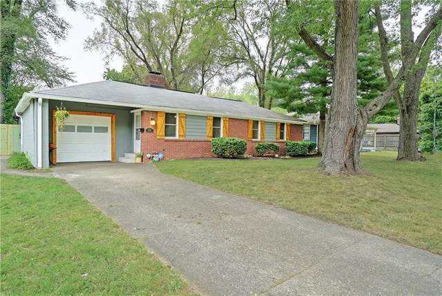 1234 Rowin Road, Indianapolis, IN 46220 (MLS #21739358) :: Mike Price Realty Team - RE/MAX Centerstone