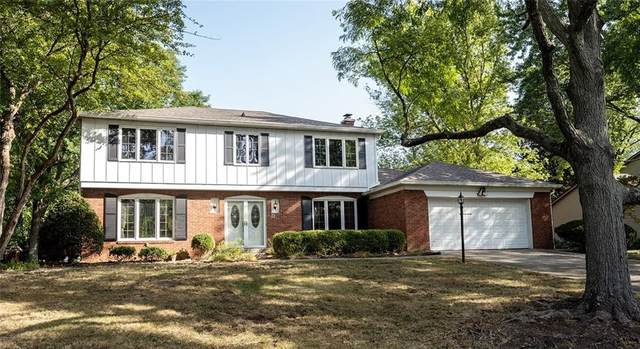 3220 Babson Court, Indianapolis, IN 46268 (MLS #21739802) :: Anthony Robinson & AMR Real Estate Group LLC
