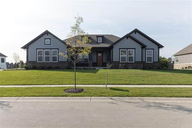 3385 Pace Drive, Westfield, IN 46074 (MLS #21739993) :: Richwine Elite Group