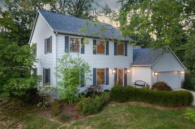 9956 W Raintree Drive N, Columbus, IN 47201 (MLS #21740083) :: The ORR Home Selling Team