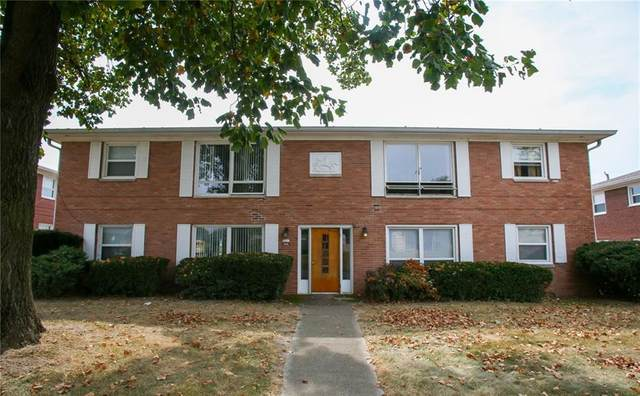 6101 W 25th Street, Speedway, IN 46224 (MLS #21740157) :: Mike Price Realty Team - RE/MAX Centerstone