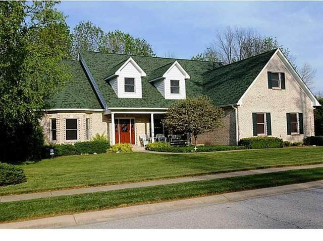 1797 Pine Meadow Drive, Indianapolis, IN 46234 (MLS #21741954) :: The ORR Home Selling Team