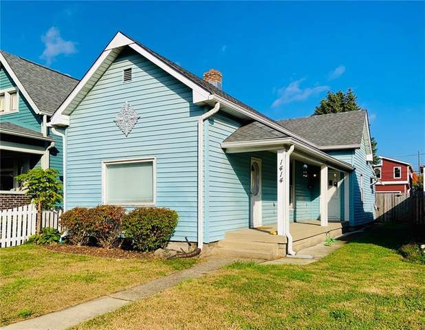 1414 Terrace Avenue, Indianapolis, IN 46203 (MLS #21742075) :: Anthony Robinson & AMR Real Estate Group LLC