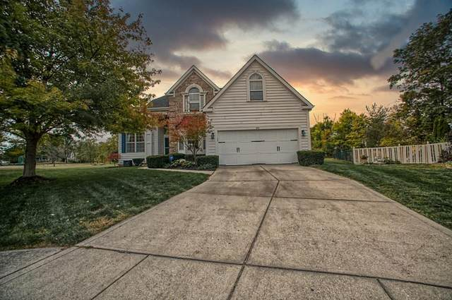 291 Cobblesprings Court, Avon, IN 46123 (MLS #21742517) :: The Indy Property Source