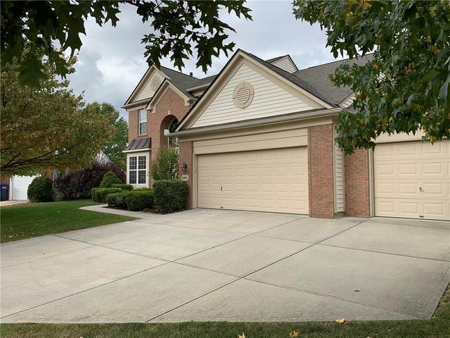12074 Cabri Lane, Fishers, IN 46038 (MLS #21743012) :: Richwine Elite Group
