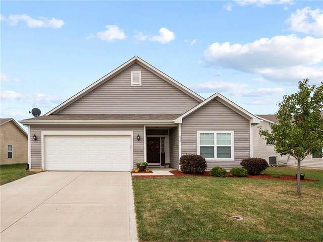 638 Bobtail Drive, Greenfield, IN 46140 (MLS #21743264) :: The ORR Home Selling Team