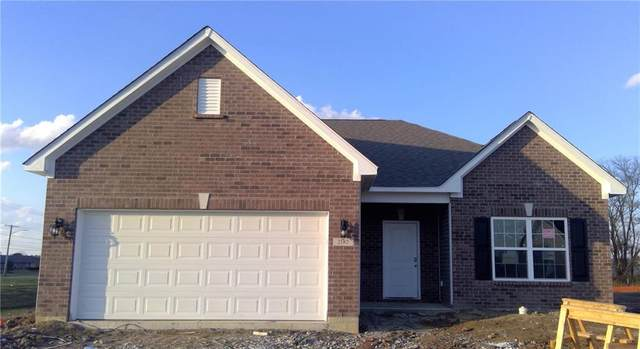2182 Downey Court, Greenfield, IN 46140 (MLS #21743413) :: Richwine Elite Group