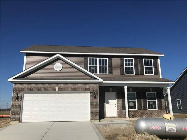 2164 Downey Court, Greenfield, IN 46140 (MLS #21743427) :: Anthony Robinson & AMR Real Estate Group LLC