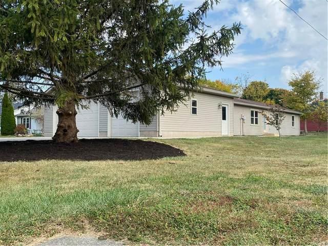 105 N Martz Avenue, Arcadia, IN 46030 (MLS #21743440) :: Heard Real Estate Team | eXp Realty, LLC