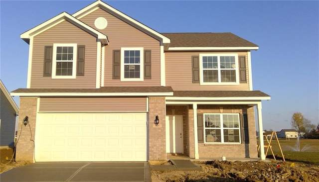 865 Carson Lane, Greenfield, IN 46140 (MLS #21743443) :: Richwine Elite Group