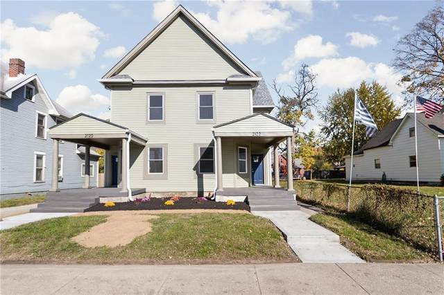 2122 Prospect Street, Indianapolis, IN 46203 (MLS #21743599) :: The ORR Home Selling Team