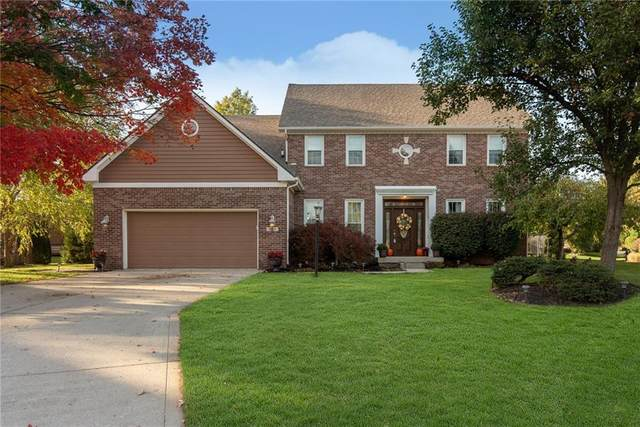 9378 Turnstone Court, Noblesville, IN 46060 (MLS #21744269) :: The ORR Home Selling Team