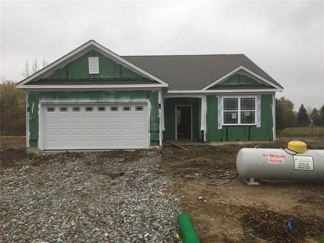 2913 Pointe Harbor Drive, Indianapolis, IN 46229 (MLS #21744439) :: The Evelo Team