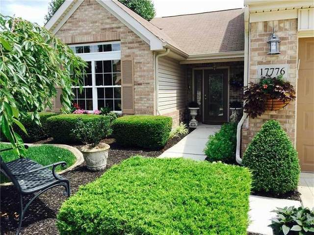 17776 Crown Pointe Court, Noblesville, IN 46062 (MLS #21744626) :: Mike Price Realty Team - RE/MAX Centerstone