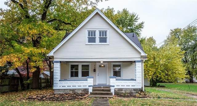 4150 Madison Avenue, Indianapolis, IN 46227 (MLS #21745263) :: Heard Real Estate Team | eXp Realty, LLC