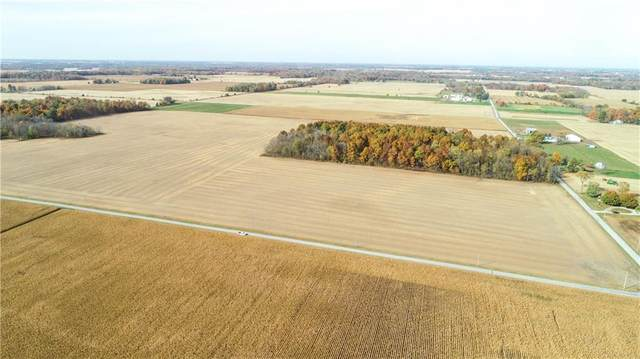 9751 N County Road 750 W, Carthage, IN 46115 (MLS #21745725) :: The Indy Property Source
