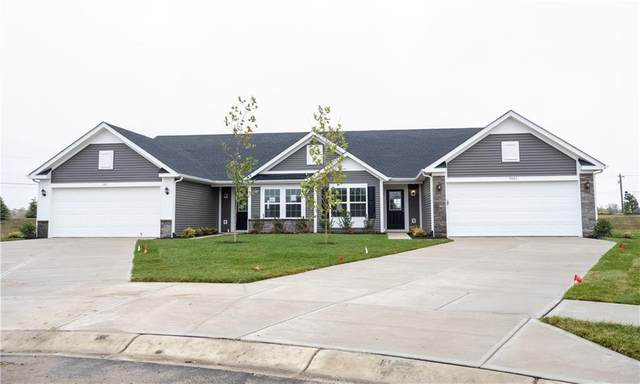 7001 Lillian Place, Cumberland, IN 46229 (MLS #21745906) :: RE/MAX Legacy