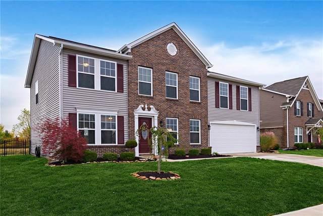 6036 W Brickell Lane, Mccordsville, IN 46055 (MLS #21746206) :: The ORR Home Selling Team