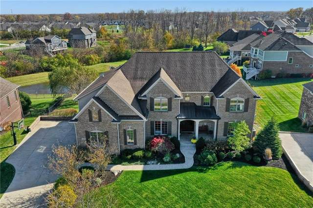 16806 Meadow Wood Court, Noblesville, IN 46062 (MLS #21749215) :: The ORR Home Selling Team