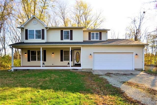 433 Gettysburg, Coatesville, IN 46121 (MLS #21749664) :: Heard Real Estate Team | eXp Realty, LLC
