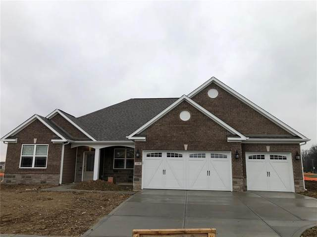 1788 Doncaster Drive, Avon, IN 46123 (MLS #21749717) :: The Indy Property Source