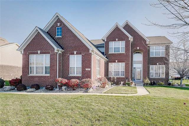12671 Federal Place, Fishers, IN 46038 (MLS #21750116) :: The ORR Home Selling Team
