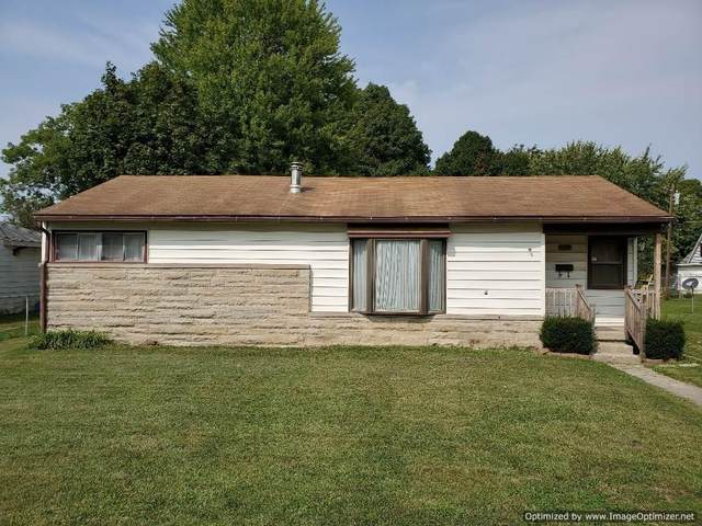 1215 E 38th Street, Marion, IN 46953 (MLS #21750238) :: The ORR Home Selling Team