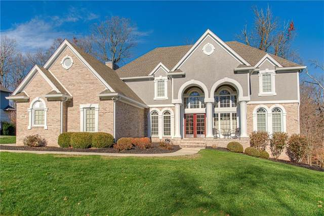 9542 Timberline Court, Indianapolis, IN 46256 (MLS #21752441) :: Anthony Robinson & AMR Real Estate Group LLC