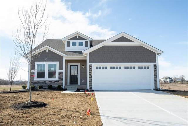 12171 Bates Court, Noblesville, IN 46060 (MLS #21752504) :: The Evelo Team