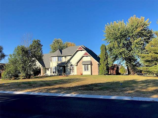 12208 Sunrise Drive, Indianapolis, IN 46229 (MLS #21752810) :: The ORR Home Selling Team