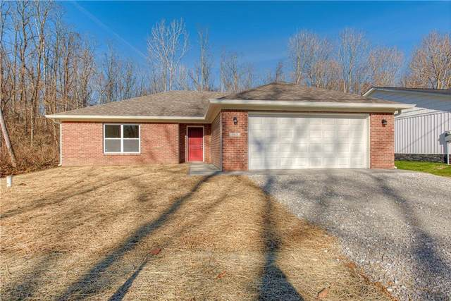 503 Jefferson Valley, Coatesville, IN 46121 (MLS #21754312) :: Realty ONE Group Dream