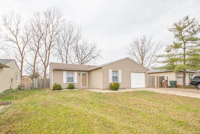 132 Schaefer Drive, Hope, IN 47246 (MLS #21754533) :: Mike Price Realty Team - RE/MAX Centerstone