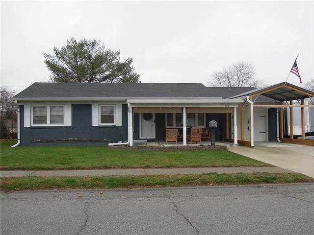 641 Morningstar Drive, Mooresville, IN 46158 (MLS #21754624) :: AR/haus Group Realty