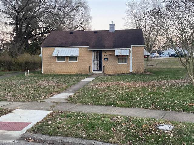 303 Sunset Drive, Shelbyville, IN 46176 (MLS #21755740) :: Mike Price Realty Team - RE/MAX Centerstone