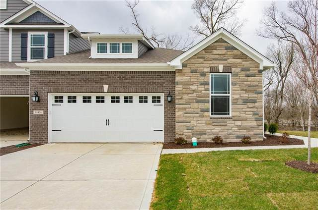 14474 Treasure Creek Lane, Fishers, IN 46038 (MLS #21756295) :: Anthony Robinson & AMR Real Estate Group LLC
