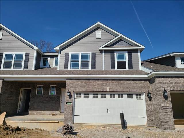 8274 Glacier Ridge Drive, Fishers, IN 46038 (MLS #21756322) :: Anthony Robinson & AMR Real Estate Group LLC