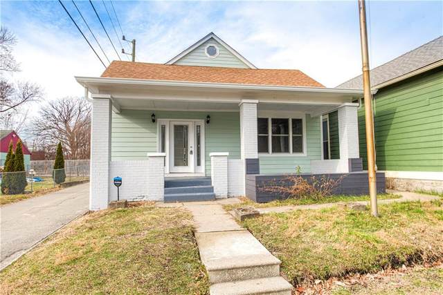 926 Olive Street, Indianapolis, IN 46203 (MLS #21758696) :: Corbett & Company