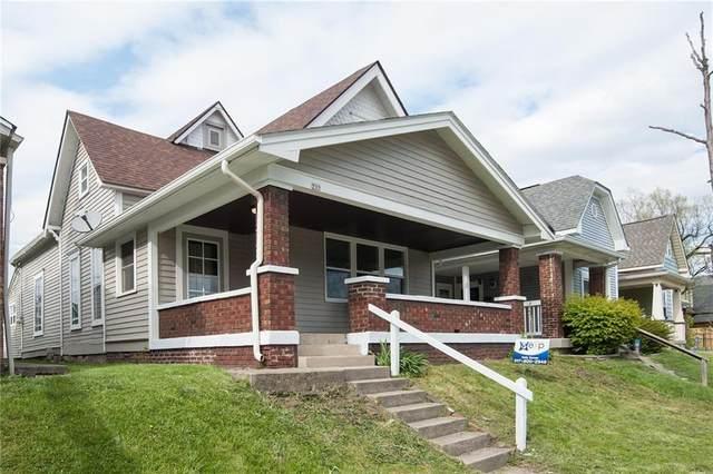 718 E Weghorst Street, Indianapolis, IN 46203 (MLS #21759596) :: Ferris Property Group