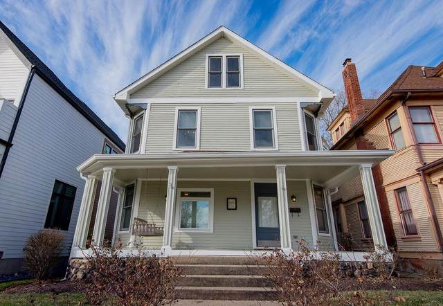 1932 Central Avenue, Indianapolis, IN 46202 (MLS #21760856) :: The Indy Property Source
