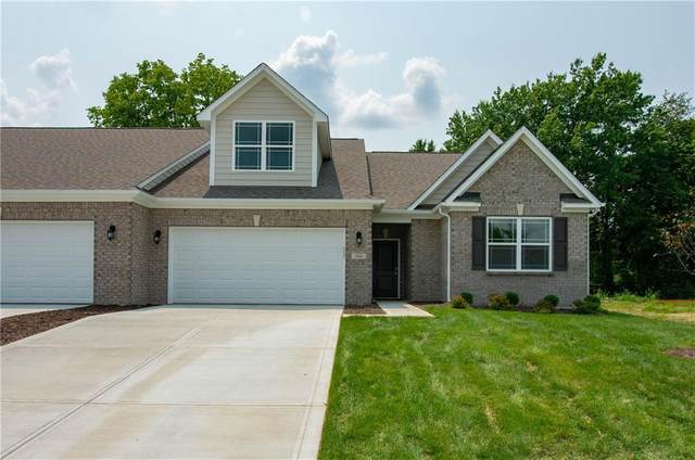 1041 Stallion Court, Indianapolis, IN 46260 (MLS #21760860) :: Dean Wagner Realtors