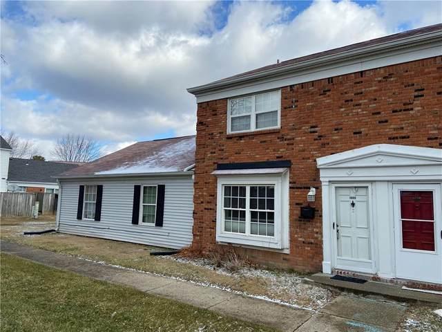 1605 Marborough Lane, Indianapolis, IN 46260 (MLS #21763015) :: Heard Real Estate Team | eXp Realty, LLC