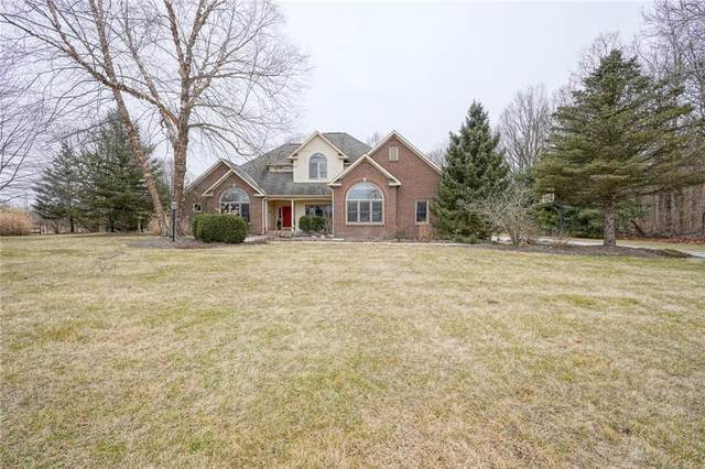 10323 E 206th Street, Noblesville, IN 46062 (MLS #21763185) :: Mike Price Realty Team - RE/MAX Centerstone