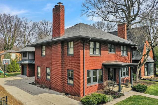 818 E 58th Street, Indianapolis, IN 46220 (MLS #21764567) :: RE/MAX Legacy