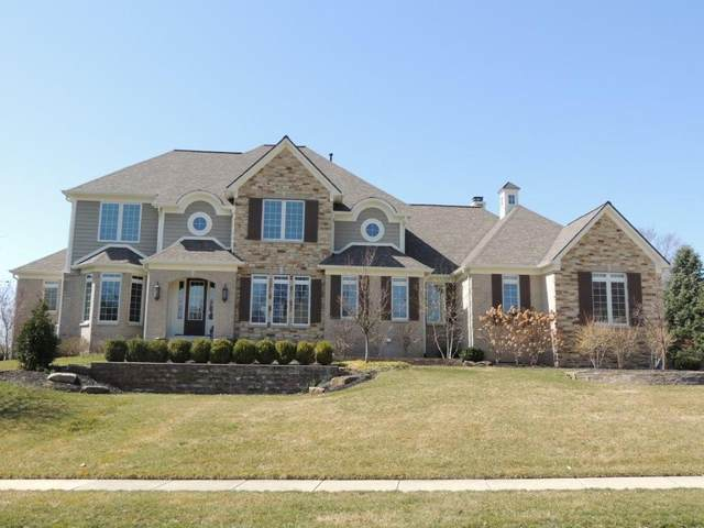 11504 Willow Ridge Drive, Zionsville, IN 46077 (MLS #21767370) :: The Indy Property Source