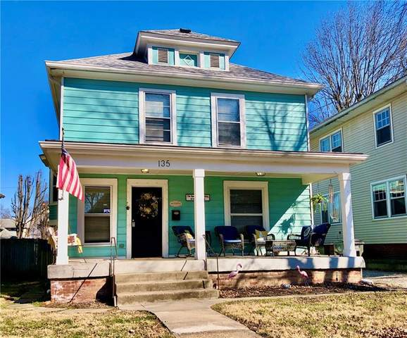135 S Ritter Avenue, Indianapolis, IN 46219 (MLS #21768790) :: Mike Price Realty Team - RE/MAX Centerstone