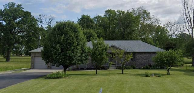 6372 W Us Highway 52, New Palestine, IN 46163 (MLS #21771439) :: The Indy Property Source