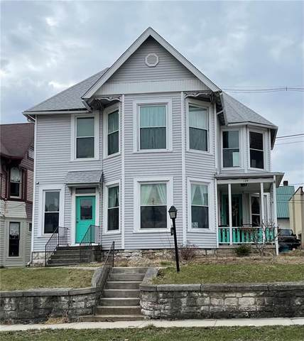 122 E Washington Street, Greencastle, IN 46135 (MLS #21771740) :: Anthony Robinson & AMR Real Estate Group LLC
