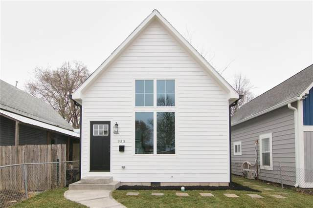 933 Olive Street, Indianapolis, IN 46203 (MLS #21773980) :: David Brenton's Team
